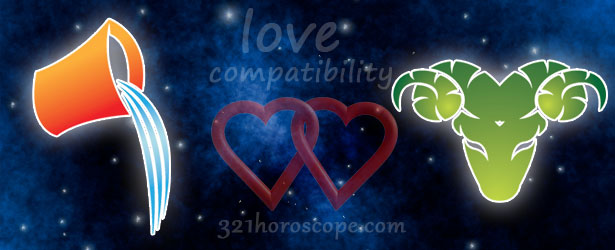 love compatibility aries and aquarius
