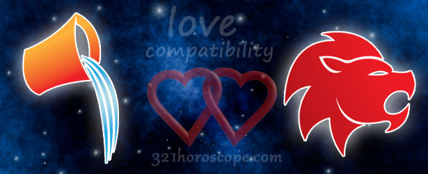 love compatibility leo and aquarius