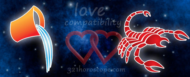 love compatibility scorpio and aquarius