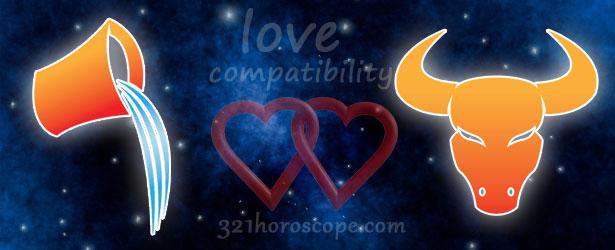 love compatibility taurus and aquarius