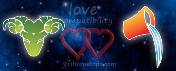 love compatibility aquarius and aries
