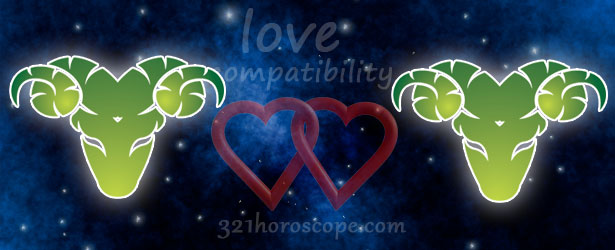 love compatibility aries and aries