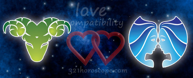 love compatibility gemini and aries