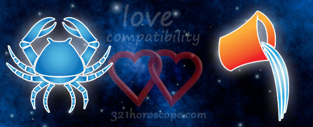 love compatibility aquarius and cancer