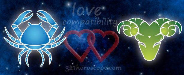 love compatibility aries and cancer