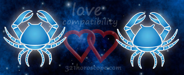 love compatibility cancer and cancer