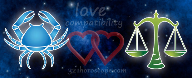 love compatibility libra and cancer