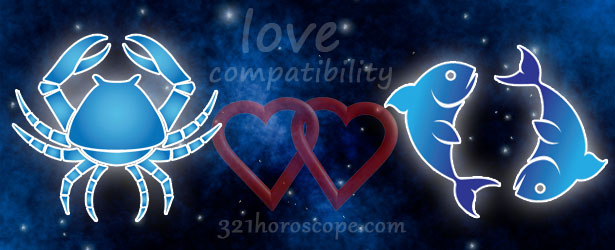 love compatibility pisces and cancer