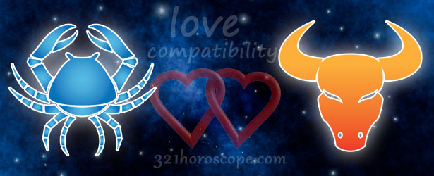 love compatibility taurus and cancer