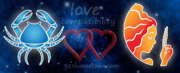 love compatibility virgo and cancer
