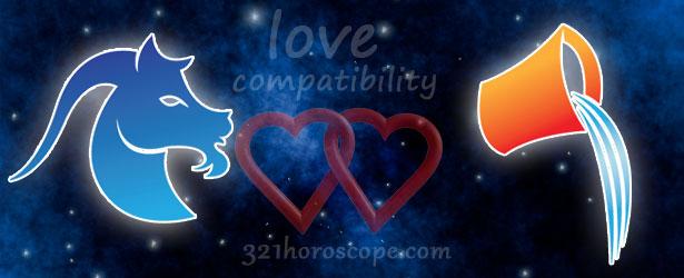 love compatibility aquarius and capricorn