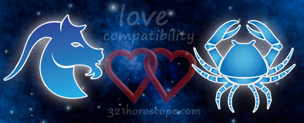love compatibility cancer and capricorn