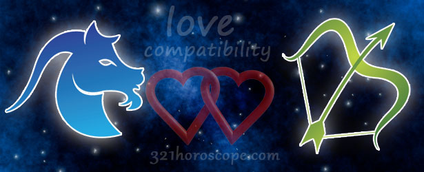 love compatibility sagittarius and capricorn