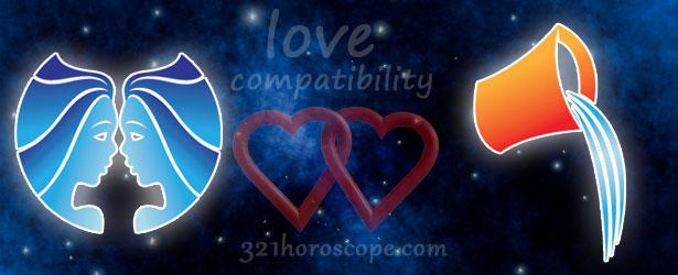 love compatibility aquarius and gemini