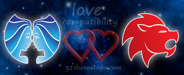 love compatibility leo and gemini