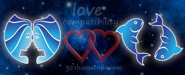 love compatibility pisces and gemini