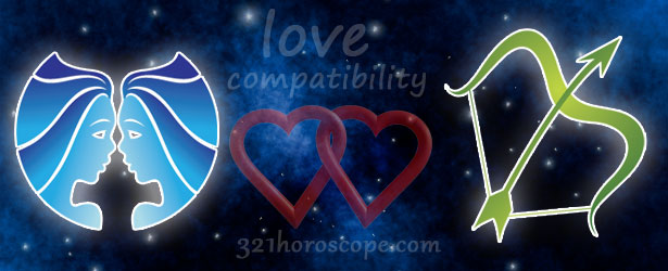 love compatibility sagittarius and gemini