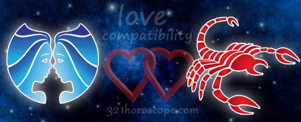 love compatibility scorpio and gemini