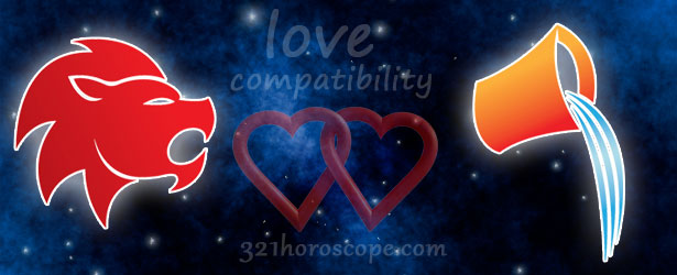love compatibility aquarius and leo