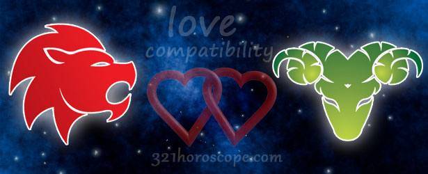 love compatibility aries and leo