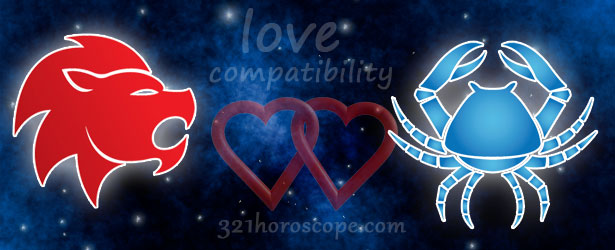 love compatibility cancer and leo