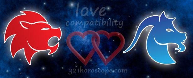 love compatibility capricorn and leo