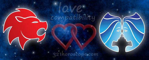 love compatibility gemini and leo