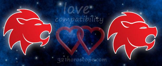 love compatibility leo and leo