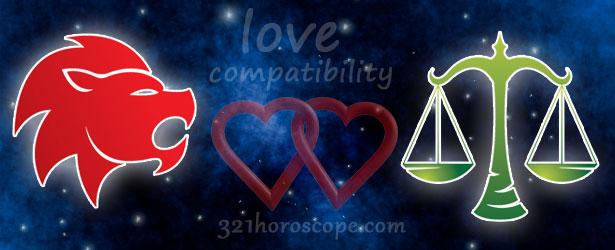 love compatibility libra and leo