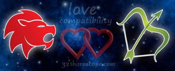 love compatibility sagittarius and leo