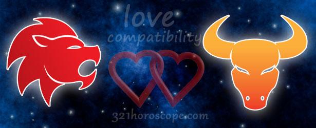 love compatibility taurus and leo