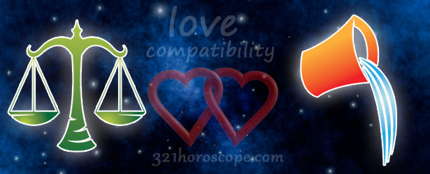 love compatibility aquarius and libra