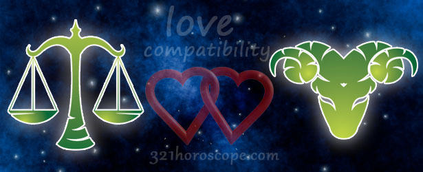 love compatibility aries and libra