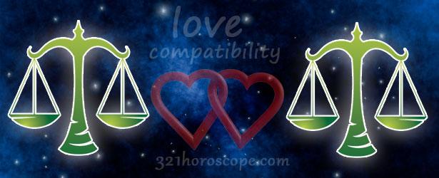 love compatibility libra and libra