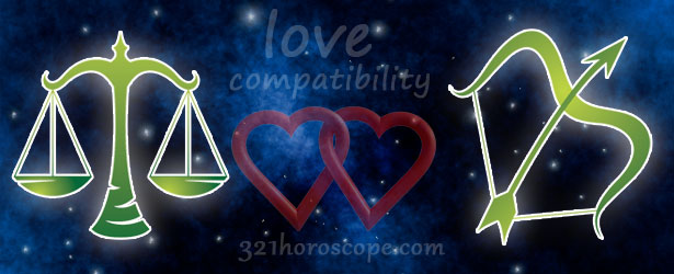 love compatibility sagittarius and libra