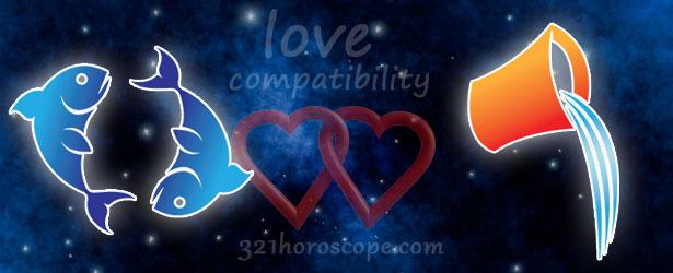 love compatibility aquarius and pisces