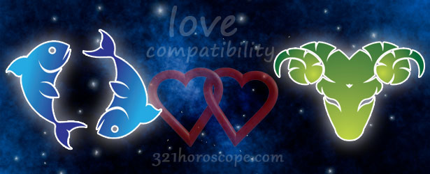 love compatibility aries and pisces