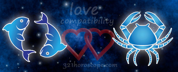 Pisces Cancer compatibility - love horoscope pisces and cancer
