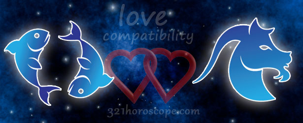 Pisces Capricorn compatibility - love horoscope pisces and