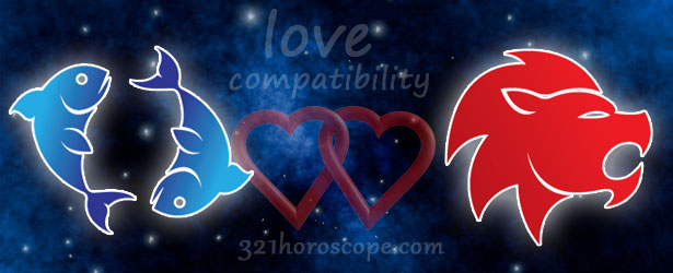 love compatibility leo and pisces