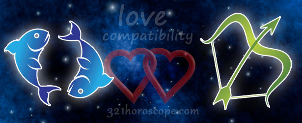 love compatibility sagittarius and pisces