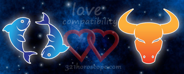 love compatibility taurus and pisces