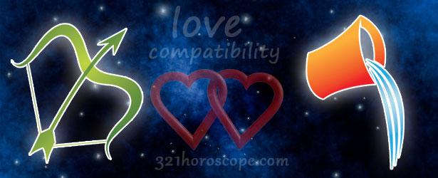 love compatibility aquarius and sagittarius