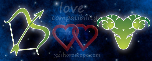love compatibility aries and sagittarius