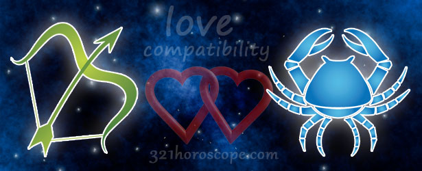 love compatibility cancer and sagittarius