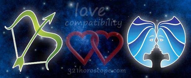 love compatibility gemini and sagittarius