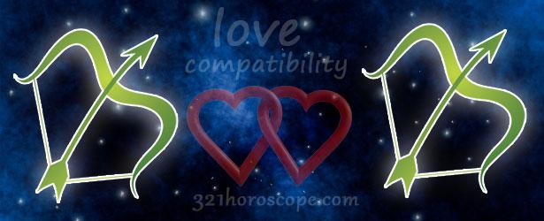 love compatibility sagittarius and sagittarius