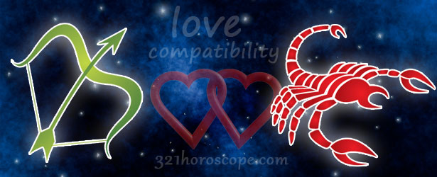 love compatibility scorpio and sagittarius