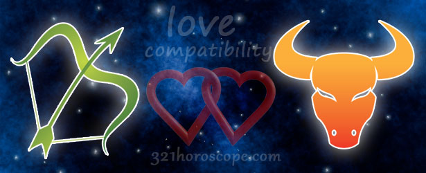 love compatibility taurus and sagittarius
