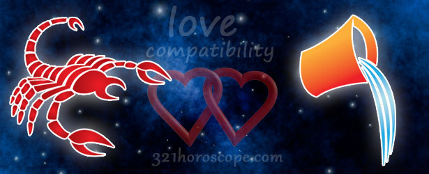 love compatibility aquarius and scorpio